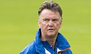 Photo of Louis Van Gaal